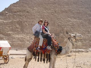 Rose in egypt